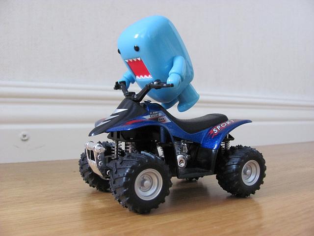Stunt driver
