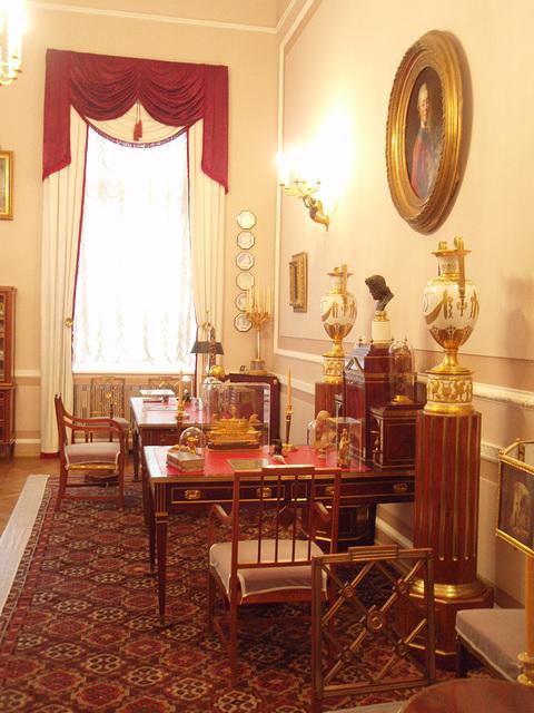 Alexander I Kabinett in Katharinengebäude
