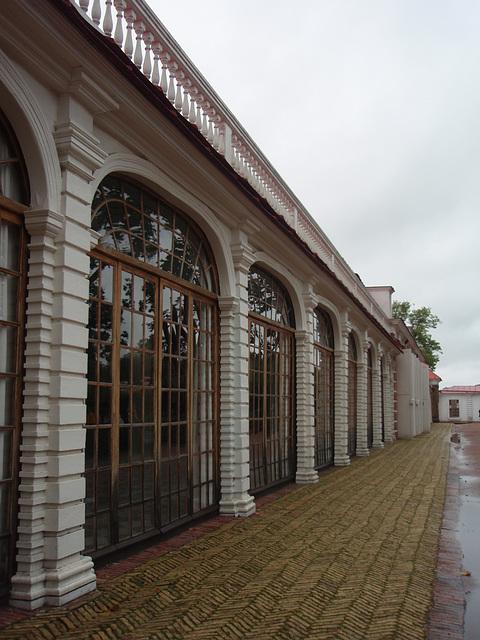 Peterhof -- Palast Monplaisir