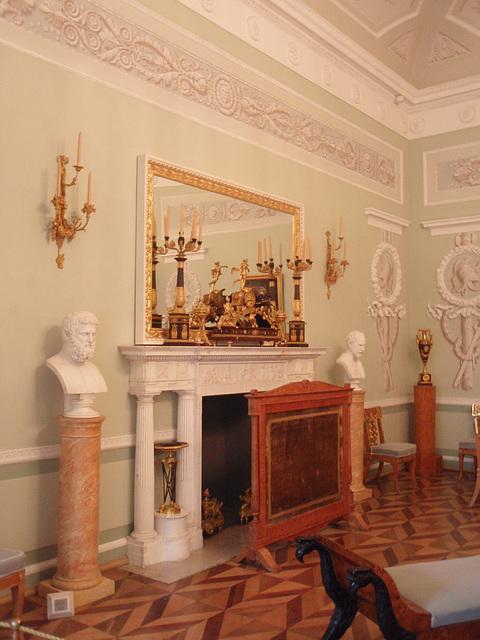 Interieur in Katharinengebäude