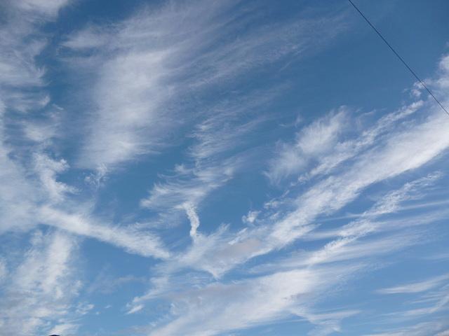 gbw - blue sky