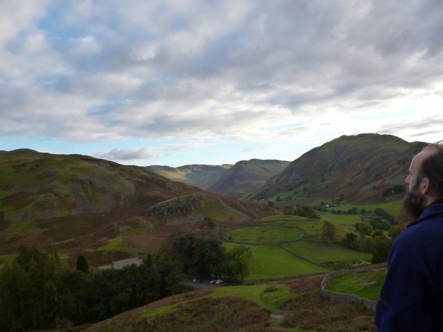 gbw - evening fell in Martindale