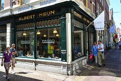 Alkmaar 2014 – Former Albert Heijn shop