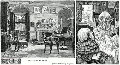 Darwin's Study and the Baker's Uncle