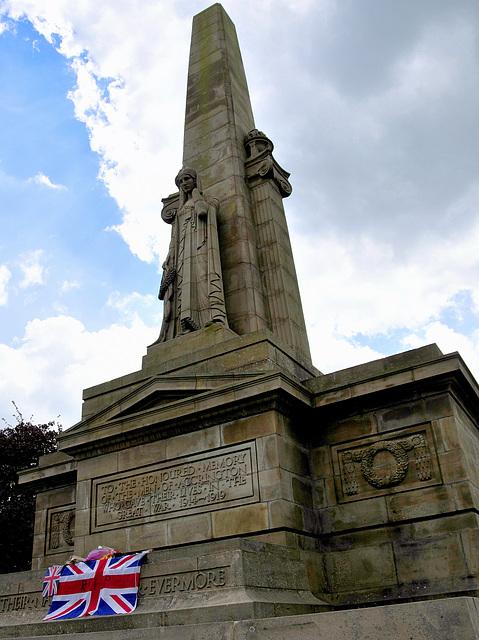 Oak Hill Memorial.