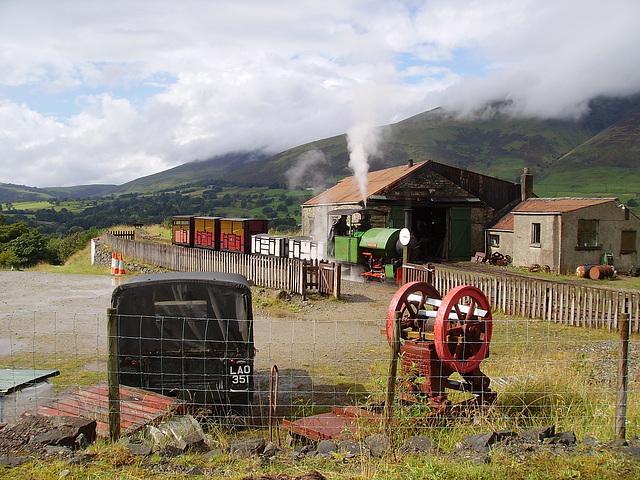 TiG - Threkeld railway