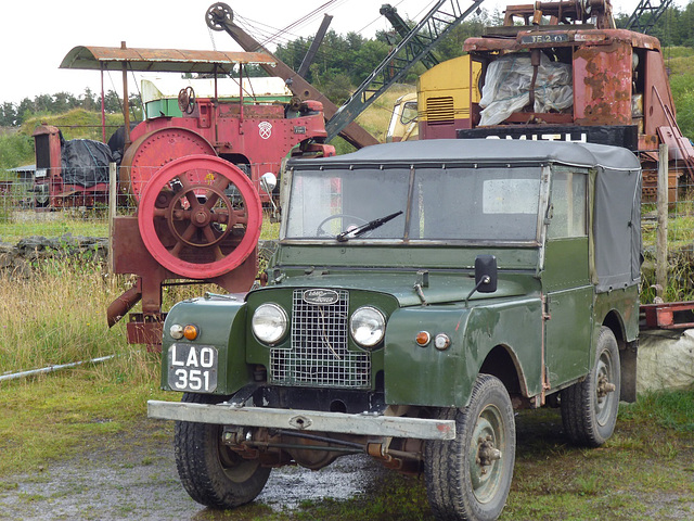 TiG - Landrover in Cumbria