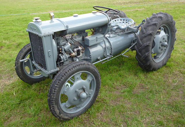 TiG - early Ferguson tractor