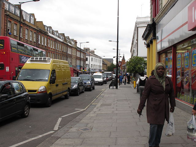 Harrow Road