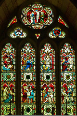 gilston church, herts.