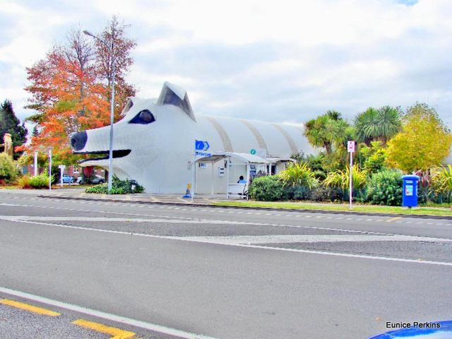 Tirau Information Center