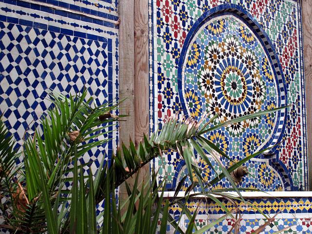 Moroccan Garden 2