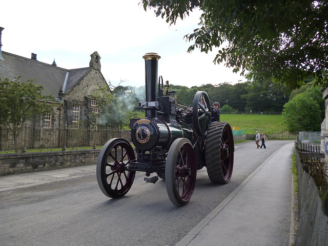 BM - eve - Traction engine