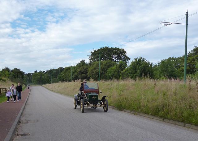 BM - eve - Steam car