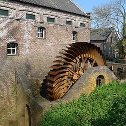 Nederland - Arcen, Wijmarsche Watermolen