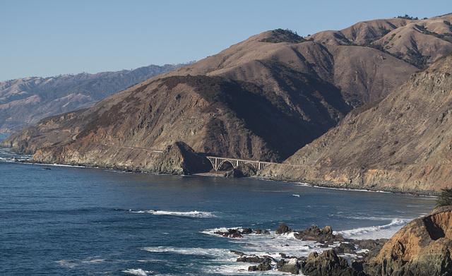 CA-1 Big Creek bridge (1132)