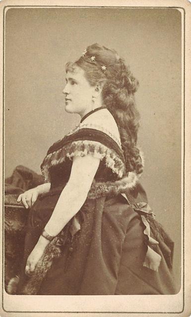 Gabrielle Krauss by Thiébault