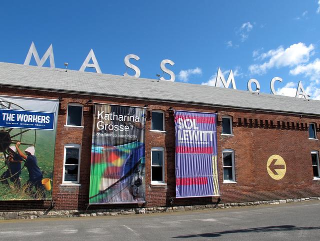 Mass MoCA daytrip