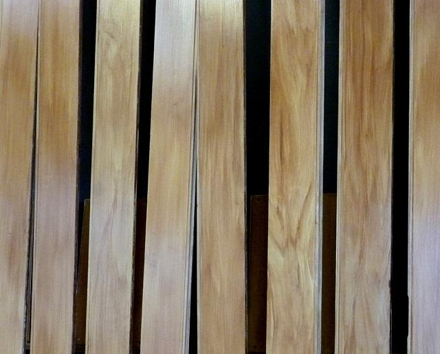 BM FC - interior end planks