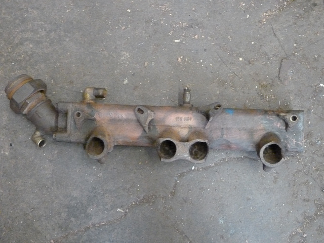 CSB - exhaust manifold