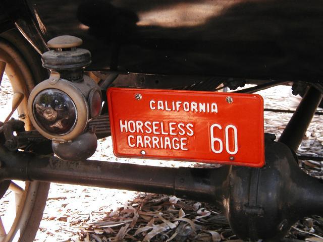 Horseless Carriage (p6221635)