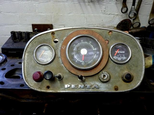 CSB - control panel