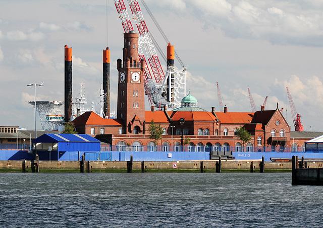 Hapag-Hallen in Cuxhaven