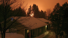winter night/nuit d'hiver
