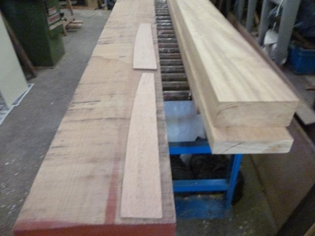 NSR 127 - timber supplies