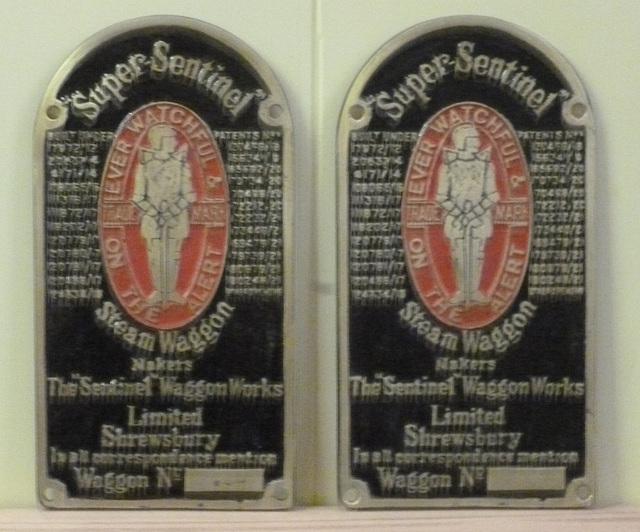 SSW - Super Sentinel plates