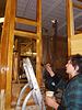 BM FC - varnishing
