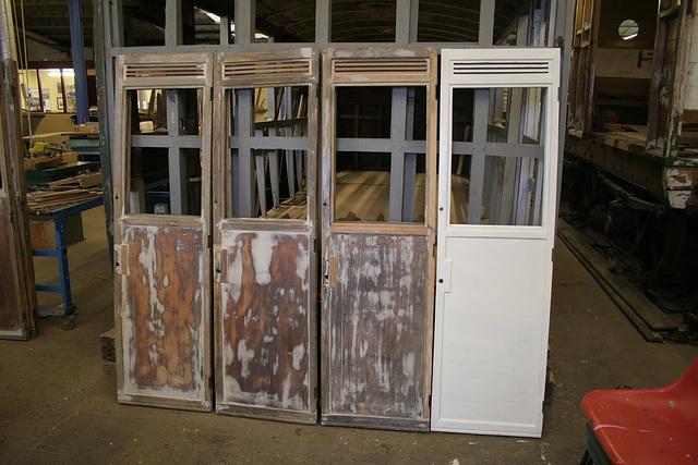 BM FC - doors progressing