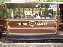 TiG - Corris carriage