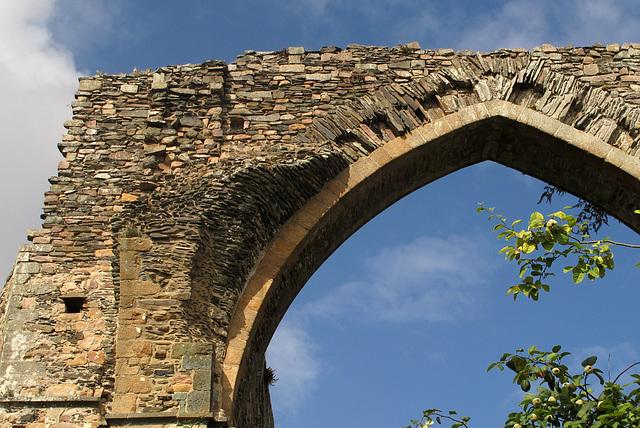 Abbaye de Beauport (Côtes d'Armor, France)