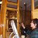 BJ - varnishing  coach