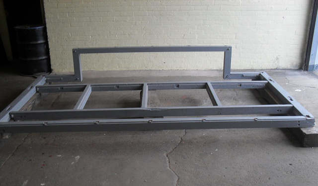 SCL - underframe