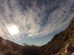Skies Over Long Canyon (01002)