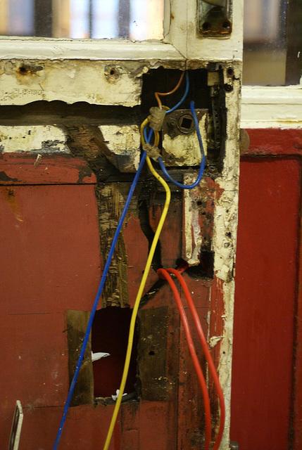 SCL - Old door