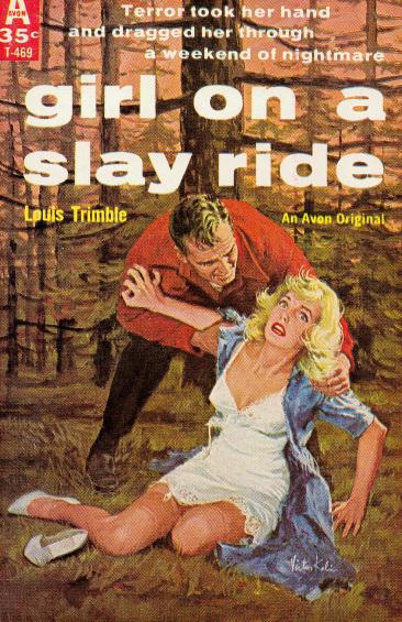 Louis Trimble - Girl on a Slay Ride