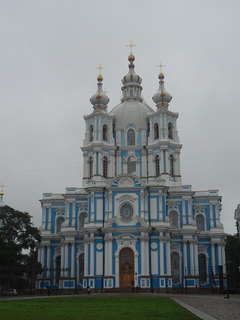 Smolnij Kathedrale