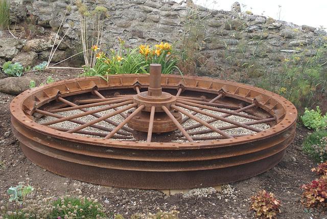 SCL - main wheel