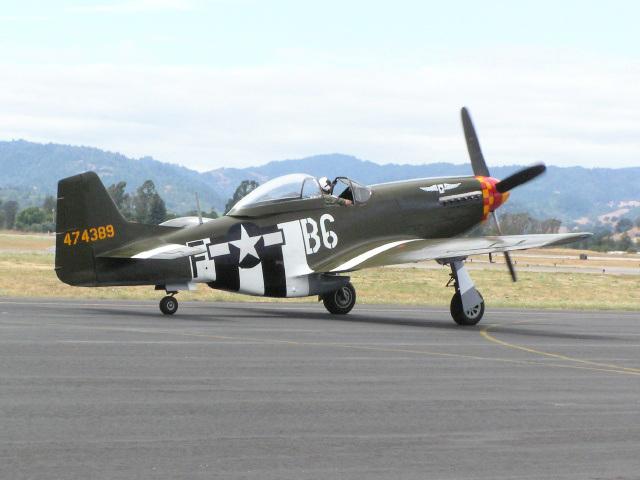 P-51D (p8222644)