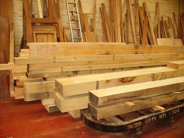 BR - CF - Wood supplies
