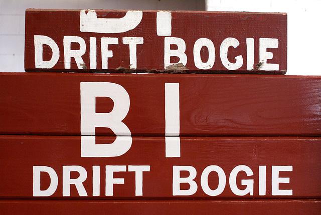 BR DB - Signwriting.....