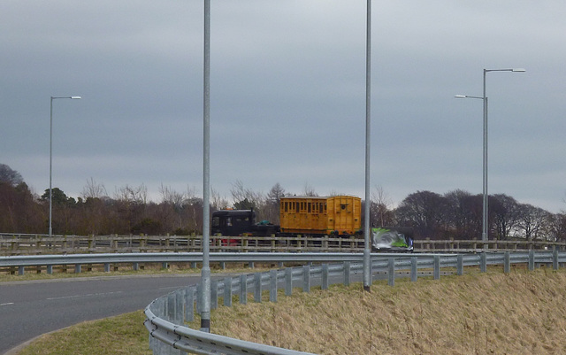 BM FC - onto the A69
