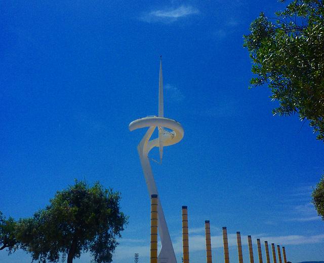 Torre de Comunicaciones Calatrava