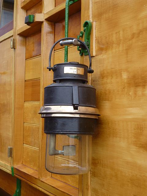 BM FC - restored lamp