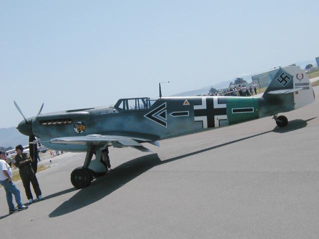 Bf/Me 109 (p4250490)