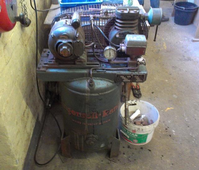 CF - Ingersoll Rand - veteran compressor