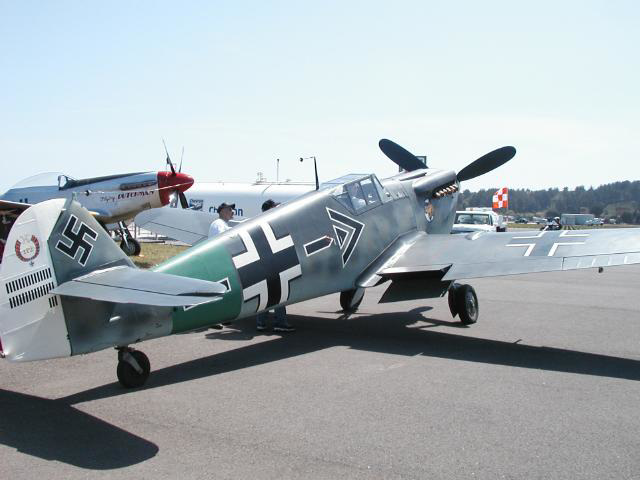 Bf/Me 109 (p4250495)
